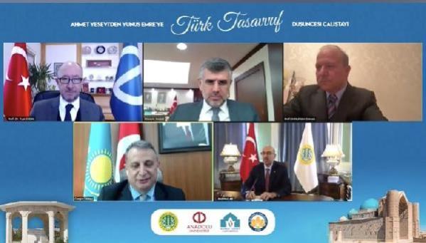 Türk Tasavvuf Düşüncesi Çalıştayı gerçekleştirildi