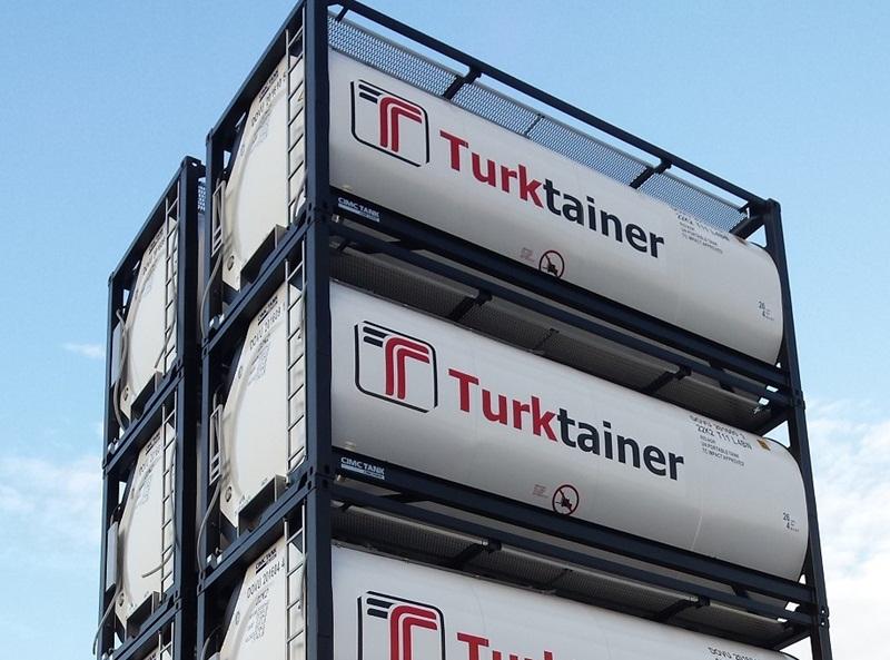 Türkiye'nin İlk Dev ISO Tank Yatırımı İzmir'den