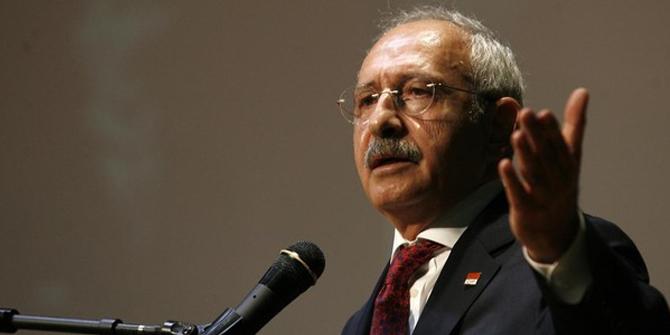 Kılıçdaroğlu'nun Konvoyuna 2 Ayrı Silahlı Saldırı