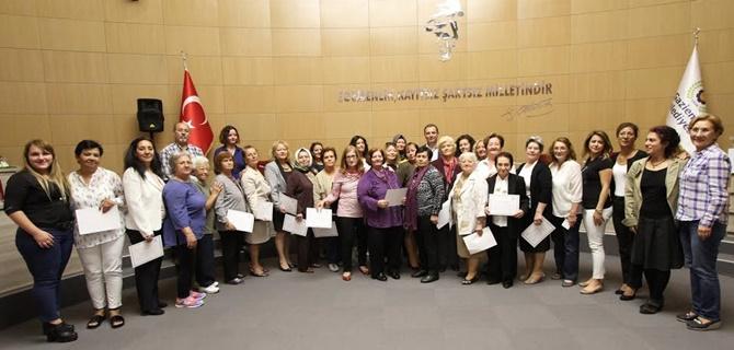 Gaziemirli Kadınlar Haklarını Öğreniyor