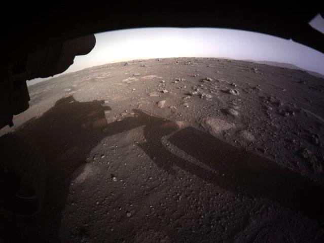 Video: İşte Azim'in Mars'a İniş Anı