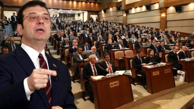 Yardım taleplerini askıya alan İBB yönetimi, AK Parti ve MHP'yi sorumlu tuttu