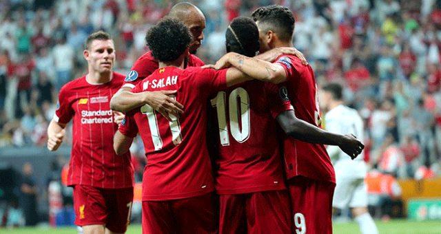 Yılın en iyi 11'ine Liverpool damga vurdu!