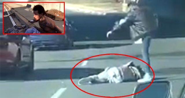 Yol ortasında dövülen Delonte West'i videoya çeken polise uzaklaştırma cezası verildi