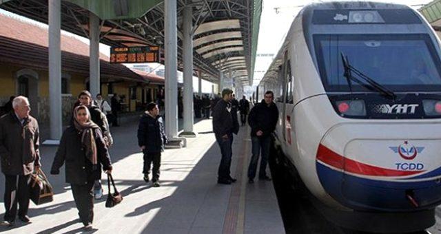 Yüksek Hızlı Tren biletlerine zam yapıldı