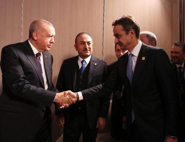Yunanistan Başbakanı Miçotakis'ten Erdoğan görüşmesi sonrası açıklama: Karşılıklı anlaşmazlıklar kaydedildi